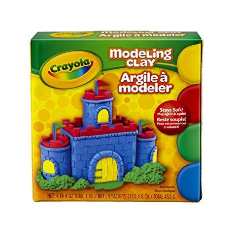 - Crayola Modeling Clay 16 oz