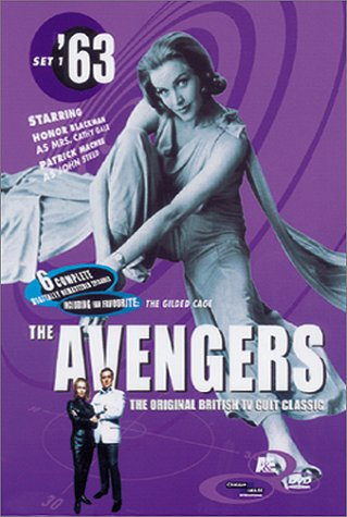 The Avengers '63, Set 1 by A&E Home Video