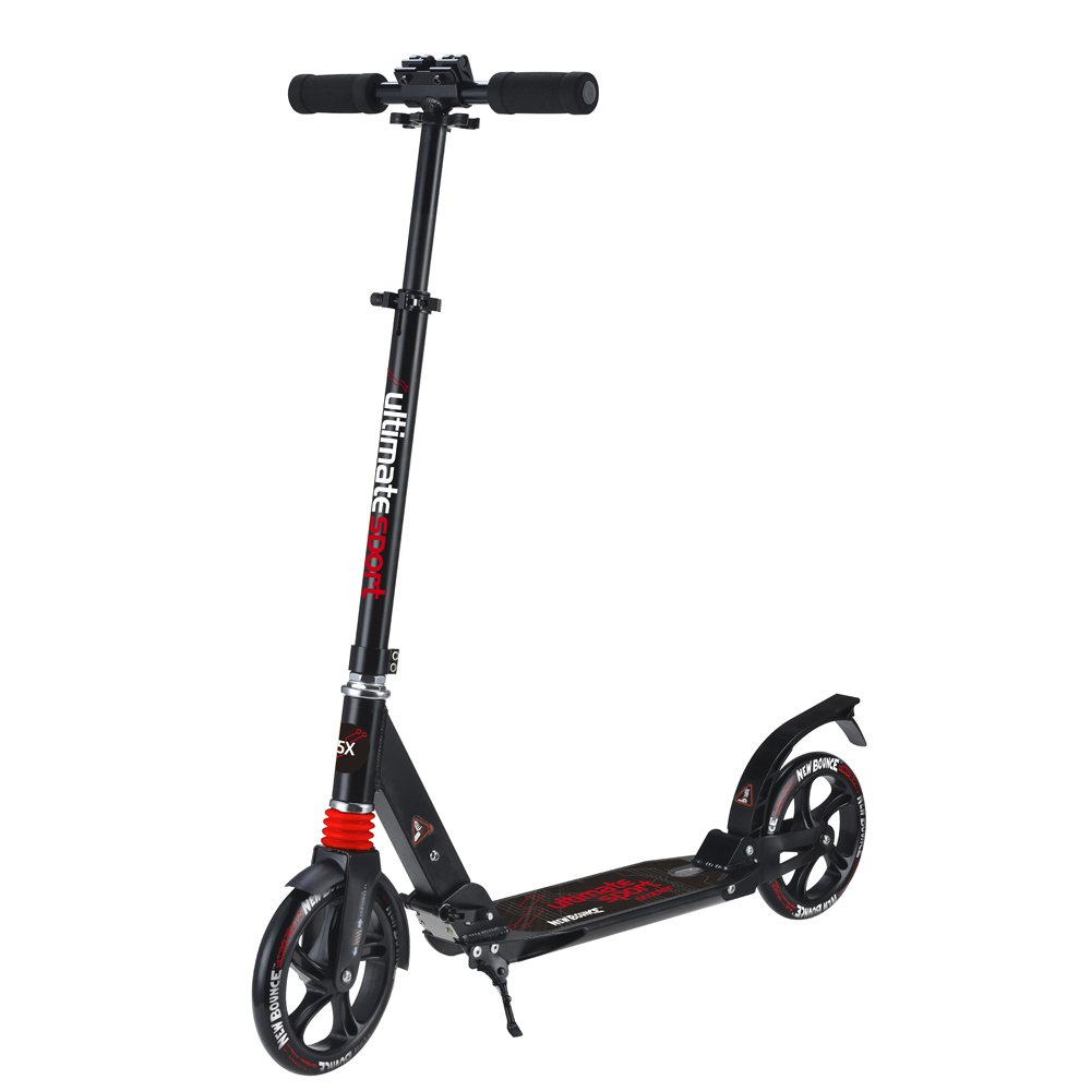 Foldable GoScoot Ultimate, 2 Wheel Kick Scooter for Kids by New Bounce