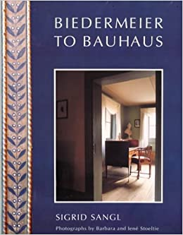 Book Biedermeier to Bauhaus: Authentic German Decor