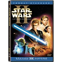 Star Wars: Episode II - Attack of the Clones (Full Screen) (Quebec Version - English/French) (Version française)