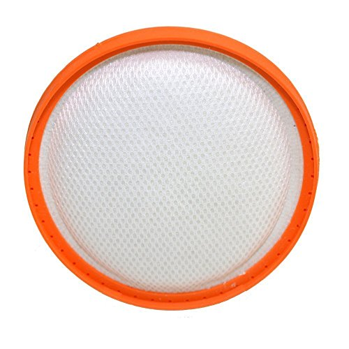 HQRP Washable Pre-Motor HEPA Filter for Vax C89-MA-T / C86-MA-B / C89-MA-B / C89-MA-P Air Total Home Cylinder Vacuum Cleaner plus HQRP Coaster (Plus Cylinder)