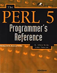 Perl 5 Programmers Reference