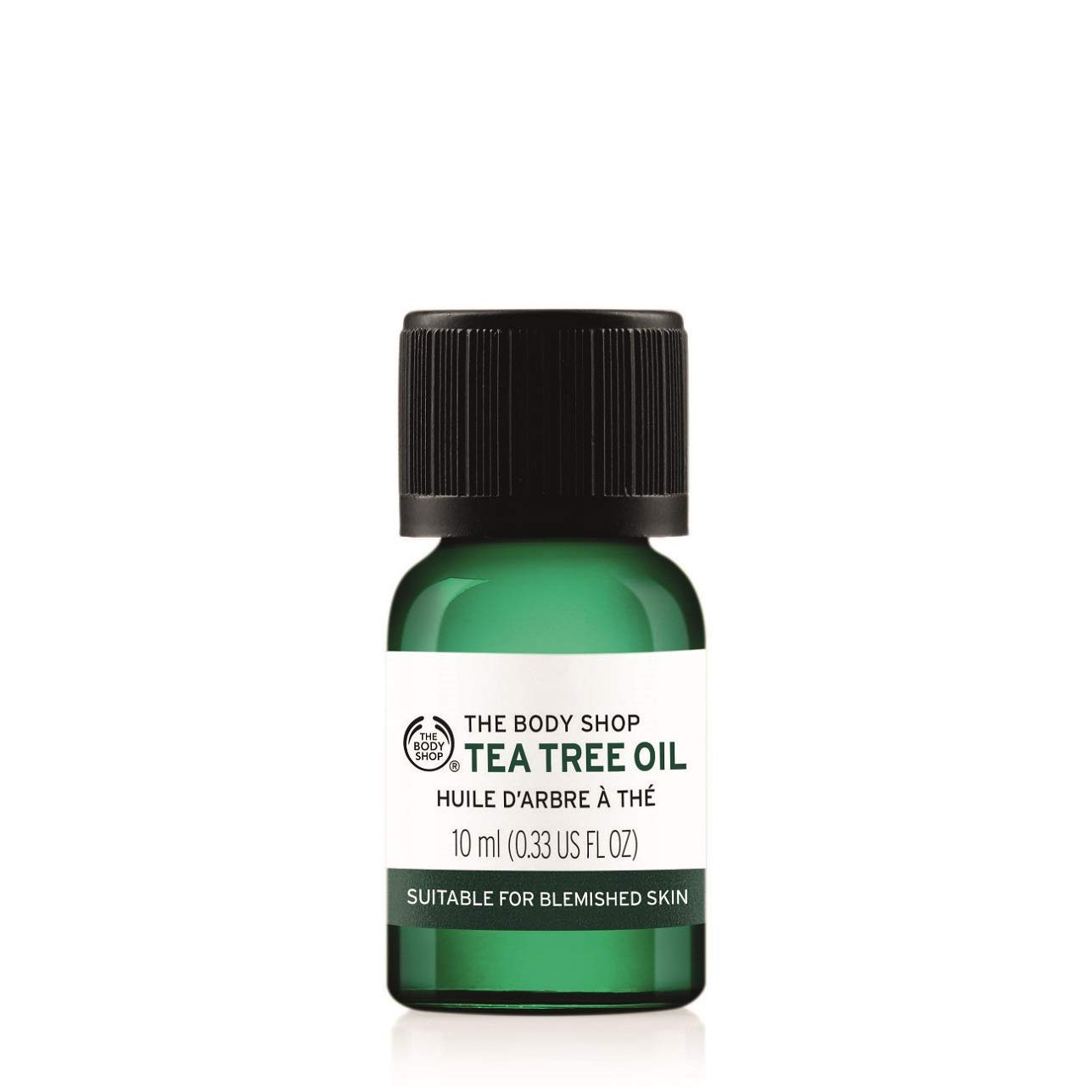 The Body Shop Tea Tree Oil, 0.33 Fl Oz (Vegan) : Beauty