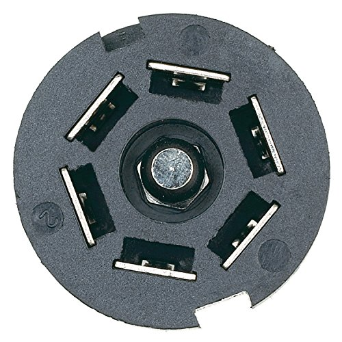 Hopkins 48505 7 Pole RV Blade Trailer Connector -  Hopkins Towing Solutions
