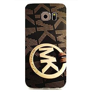 Samsung Galaxy S6 edge Protective Phone Case,Phone Case Cover For Samsung Galaxy S6 edge MK Logo Phone Case