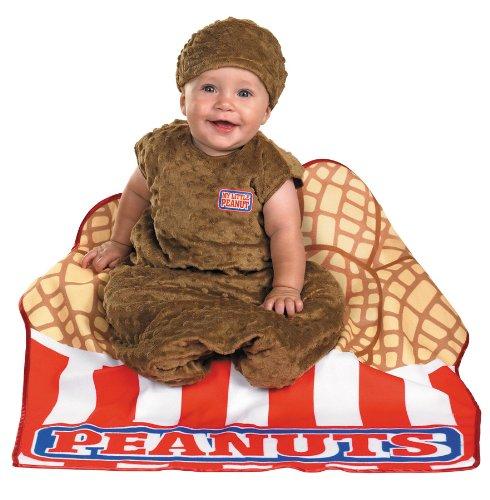 Little Peanut Bunting Infant Costume (Baby Bunting Halloween Costume)