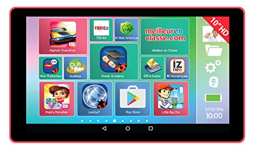 Lexibook - MFC511FR - Tablette Tactile - Lexitab - 10 pouces