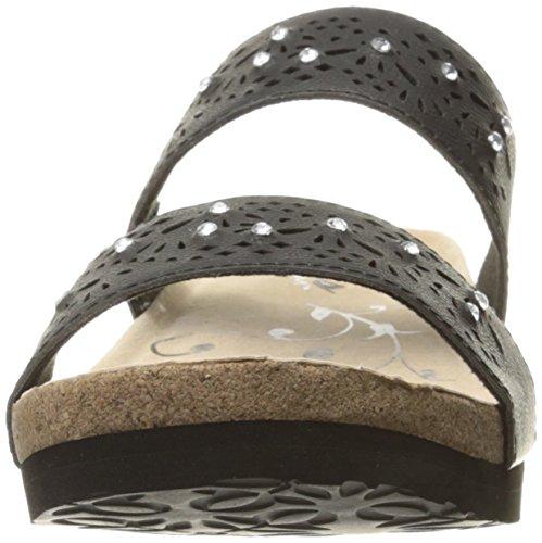 Sandalias y chanclas para mujer, color Negro , marca SKECHERS, modelo Sandalias Y Chanclas Para Mujer SKECHERS 40921S Negro Negro