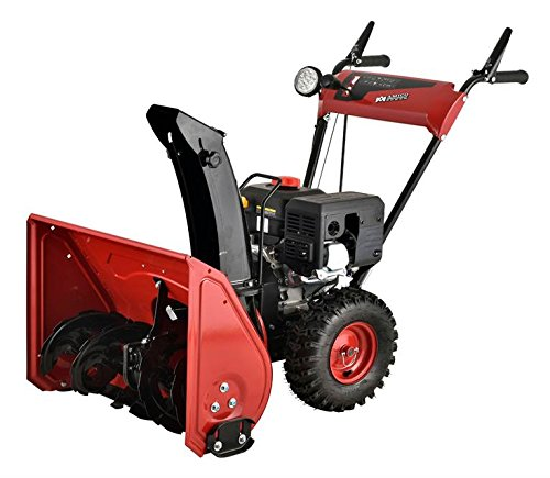 22 in. Gas Snow Blower