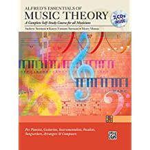 Essentials of Music Theory: A Complete Self-Study Course for All Musicians: Book & 2 CDs