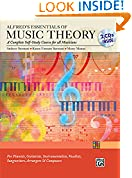 #5: Alfred's Essentials of Music Theory: A Complete Self-Study Course for All Musicians (Book & 2 CDs)