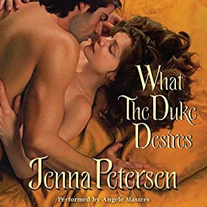 What the Duke Desires Hörbuch