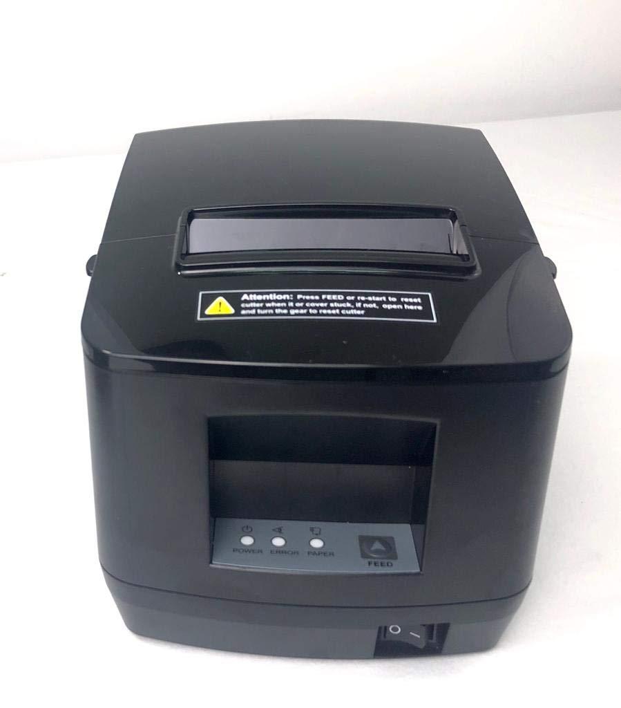 Impresora de Tickets térmica USB O2-160U Papel 80mm: Amazon.es ...