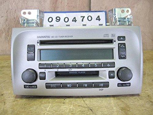 ダイハツ 純正 ミラジーノ L650 L660系 《 L660S 》 CD P10300-09013496 B01MQPYKAF
