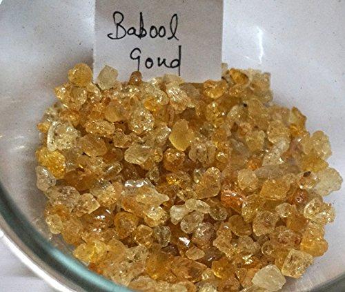 Babul-Babool Gum Acacia Arabica-Indian Herbs Gum-Organic Babul Gum Herbal 100 - Indian Gum