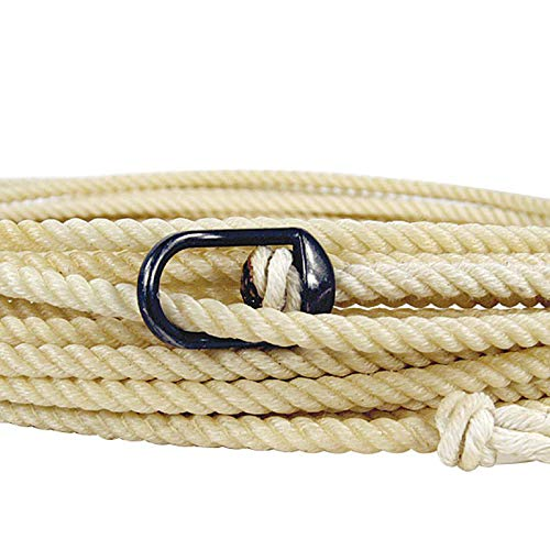 King Saddlery Inc Nylon Horse Rope/Honda Ranch Rope ()
