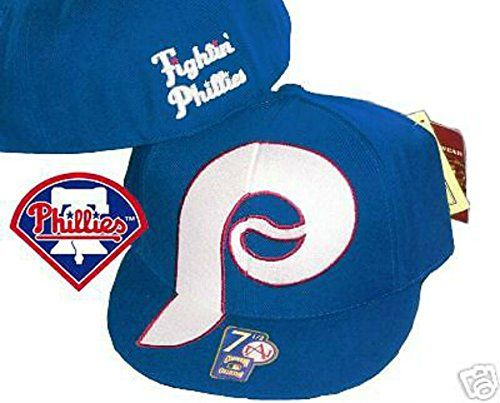 Philadelphia Phillies MONSTER Fitted 8 Cooperstown Collection Hat (Phillies Cooperstown Collection)