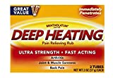 Deep Heating  Pain Relieving Rub, Extra