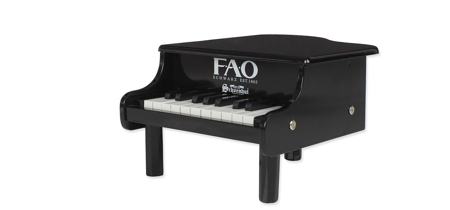 FAO Schwarz Baby Grand Piano