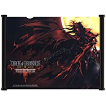 "Final Fantasy VII: Dirge of Cerberus Game Fabric Wall Scroll Poster (22""x16"") Inches"