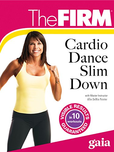 THE FIRM Cardio Dance Slim Down by