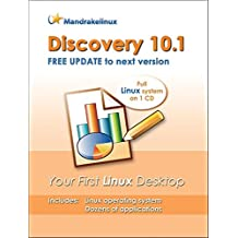 Mandrakelinux Discovery 10.0: Your First Linux Desktop