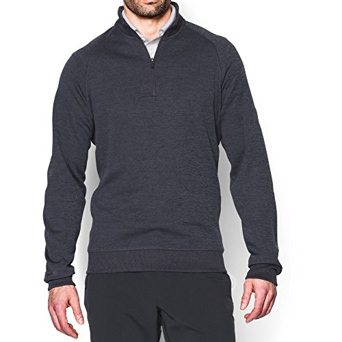 - Under Armour Men's Storm Sweaterfleece 1/4 Zip, Stealth Gray /Stealth Gray, X-Large