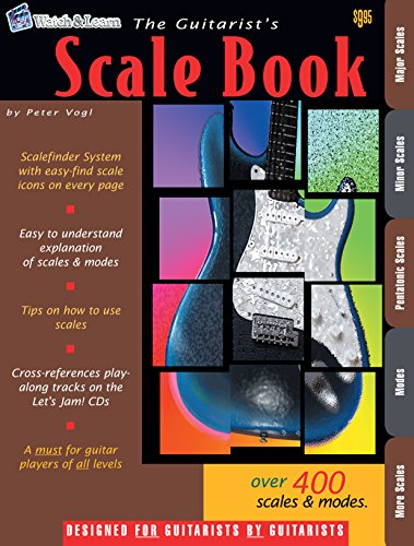 The Guitarist's Scale Book