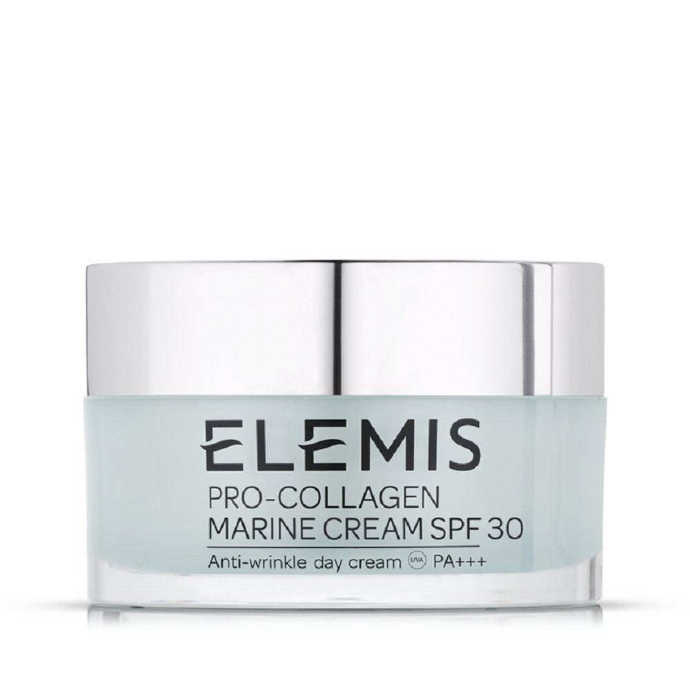 ELEMIS Pro-Collagen Marine Cream, Anti-wrinkle Day Cream SPF 30, 1.6 fl. oz