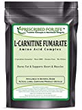 Carnitine Fumarate (L) - Amino Acid Weight Management Crystalline Powder, 5 lb