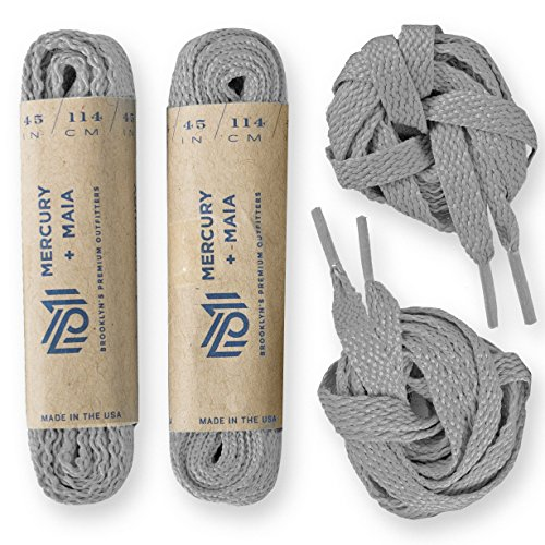 Mercury Maia Athletic Shoelaces Sneakers
