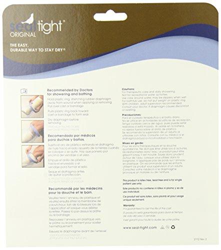 Brownmed-SEAL-TIGHT-Original-Cast-and-Bandage-Protector-Pediatric-Medium-Leg