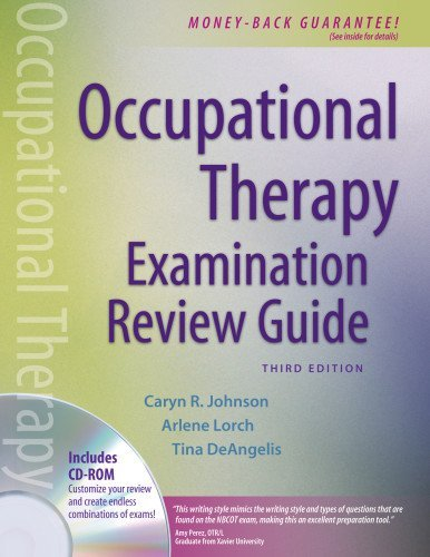 Occupational Therapy Examination Review Guide, Third Edition by Caryn R. Johnson MS OTR/L FAOTA (2006-04-19)