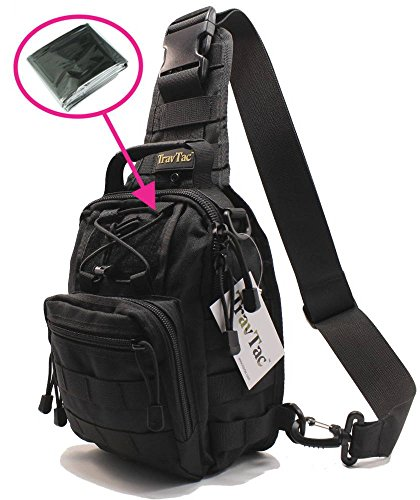 TravTac-Stage-I-Premium-Small-EDC-Tactical-Sling-Pack-900D
