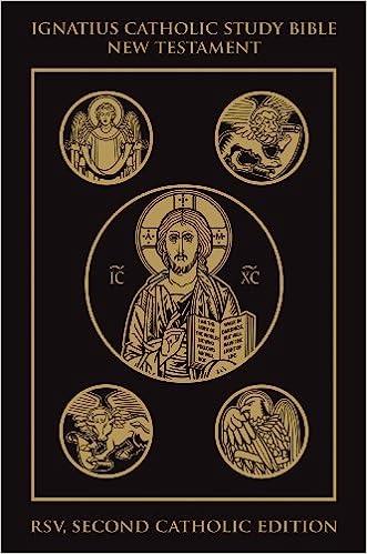 Study ignatius pdf catholic bible