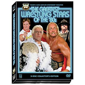 WWE: The Greatest Wrestling Stars of the '80s (2005)