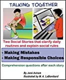 Social Story - Making Mistakes and Making Responsible Choices (Talking Together Series)
