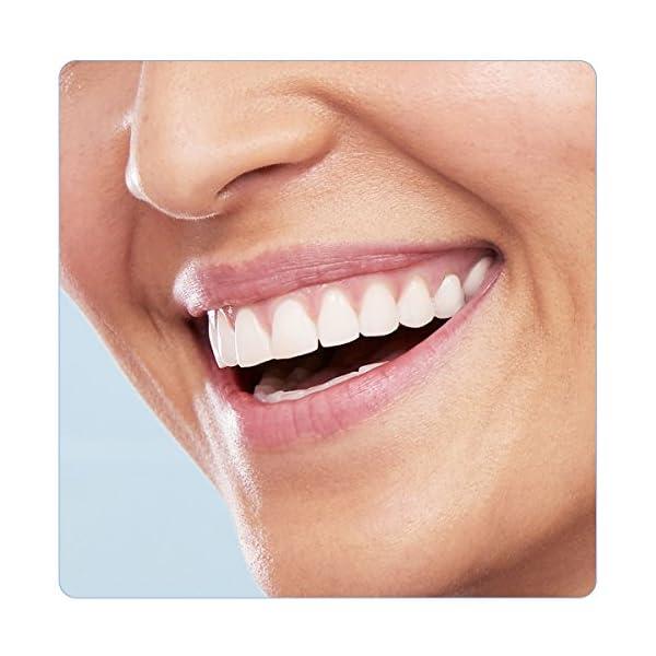Oral-B PRO 700+ Color blanco - Cepillo de dientes eléctrico (Batería, Carga) 3