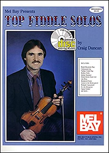 Mel Bay presents Top Fiddle Solos (Mel Bay Presents)