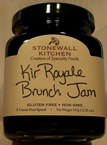 Stonewall Kitchen Kir Royale Brunch Jam - 12.25 Ounces