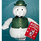 RUDOLPH THE RED NOSED REINDEER MISFIT TOYS Sam Snowman Plush (New) by PRESTIGE TOY