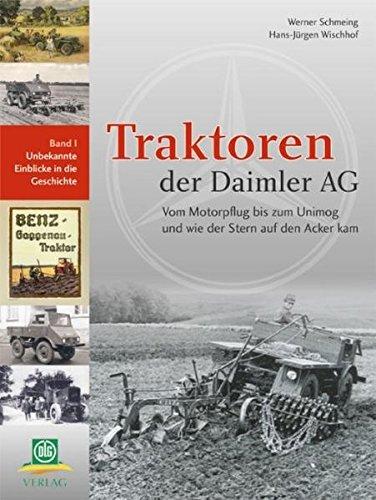 Download Traktoren der Daimler AG pdf epub