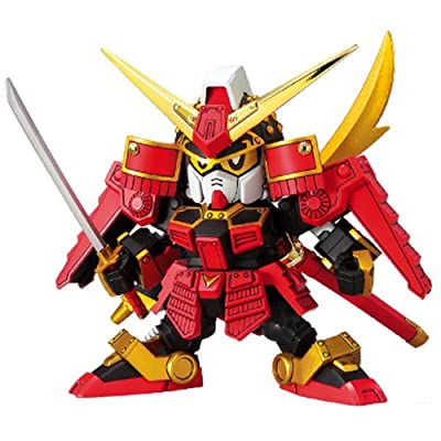 Bandai Hobby BB#373 Musha Gundam Legend BB Bandai SD Action Figure: Toys & Games