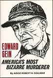 Edward Gein, Robert H. Gollmar, 0873190203