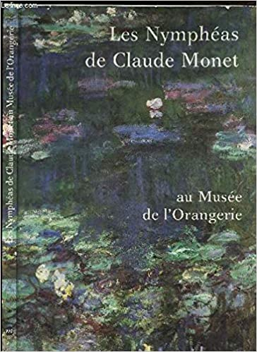 claude monet nympheas in french
