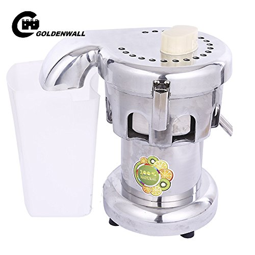 WF-B3000 Commercial Juice Extractor stainless steel Juicer Juice machine Juicing machine Centrifugal Juicer juice squeezer 370W 2800r/min 110V/220V 80-100kg/h by CGOLDENWALL