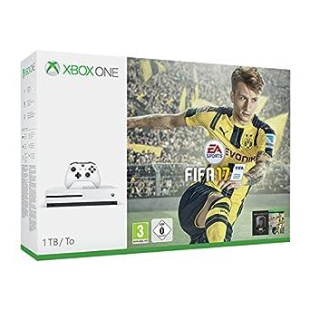 XBOX ONE X - 1TB FIFA 17
