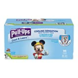Pull-Ups Cool & Learn Training Pants for Boys, 3T-4T (32-40 lb.), 96 Count