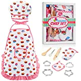 Kimy Cooking and Baking Set for Kids - Best Gifts